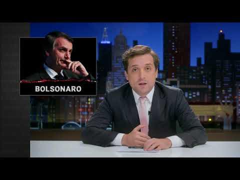 GREG NEWS com Gregório Duvivier | BOLSONARO