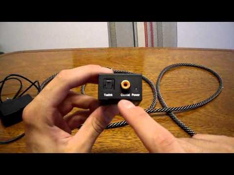 Revision: Conversor de audio digital a analógico