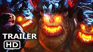 PS4 - Darksiders Genesis Gameplay Trailer (2019)