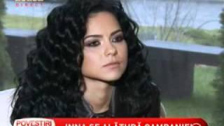 """INNA @ Interviu """"Durerea nu este iubire"""" at Acasa TV Romania (Part 2)"""
