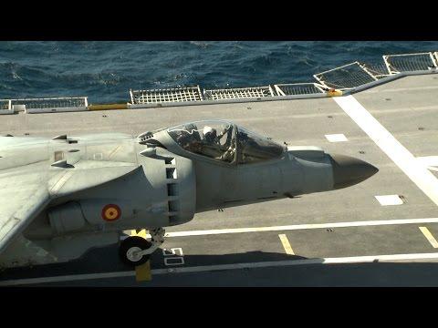 Flotilla de Aeronaves en los Trident Juncture #TJ15