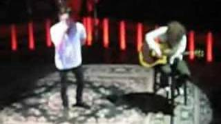 Incubus - New Skin (acoustic) Atl,GA 1.23.2007