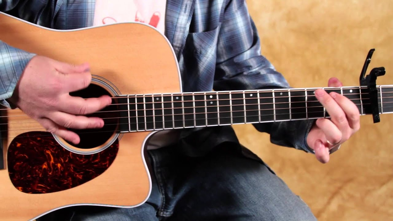 How to play guitar essay