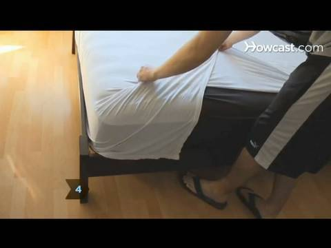 How To Make A Bed Military Style Youtube