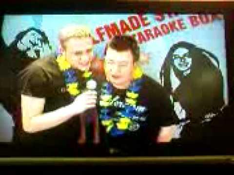 Karaoke - Airport Night Frankfurt 2008