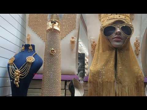Walk through the Dubai Gold souk