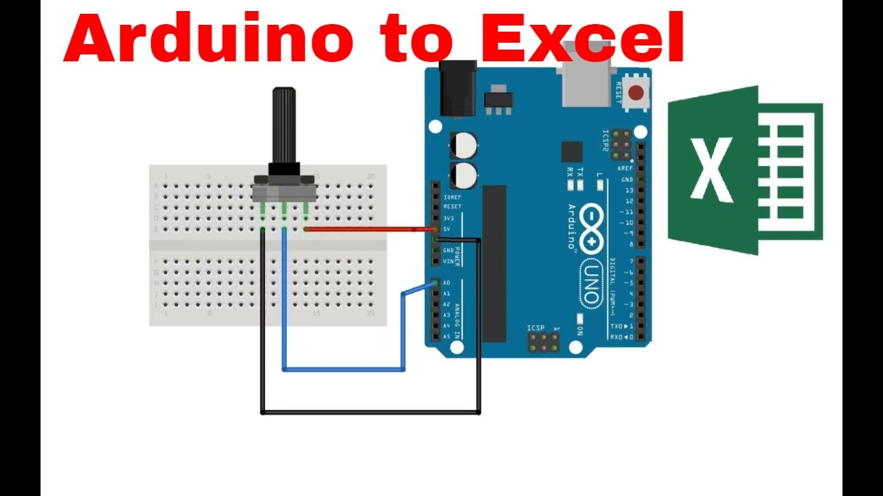 Arduino To Excel Communication - Hackster io