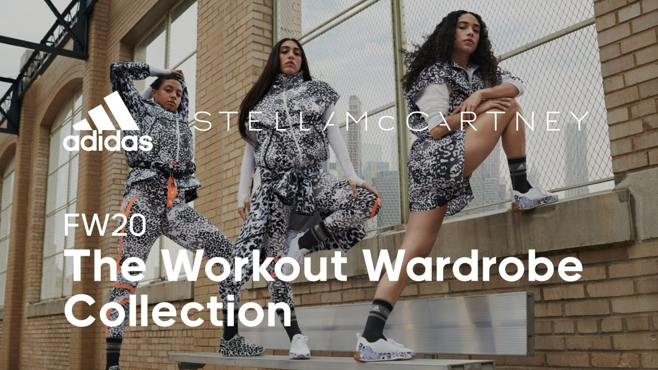 adidas by Stella McCartney | FW20 Workout Wardrobe Collection