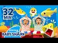 Baby Shark Unite! | +Compilation | Sing and Dance with Baby Shark | Baby Shark