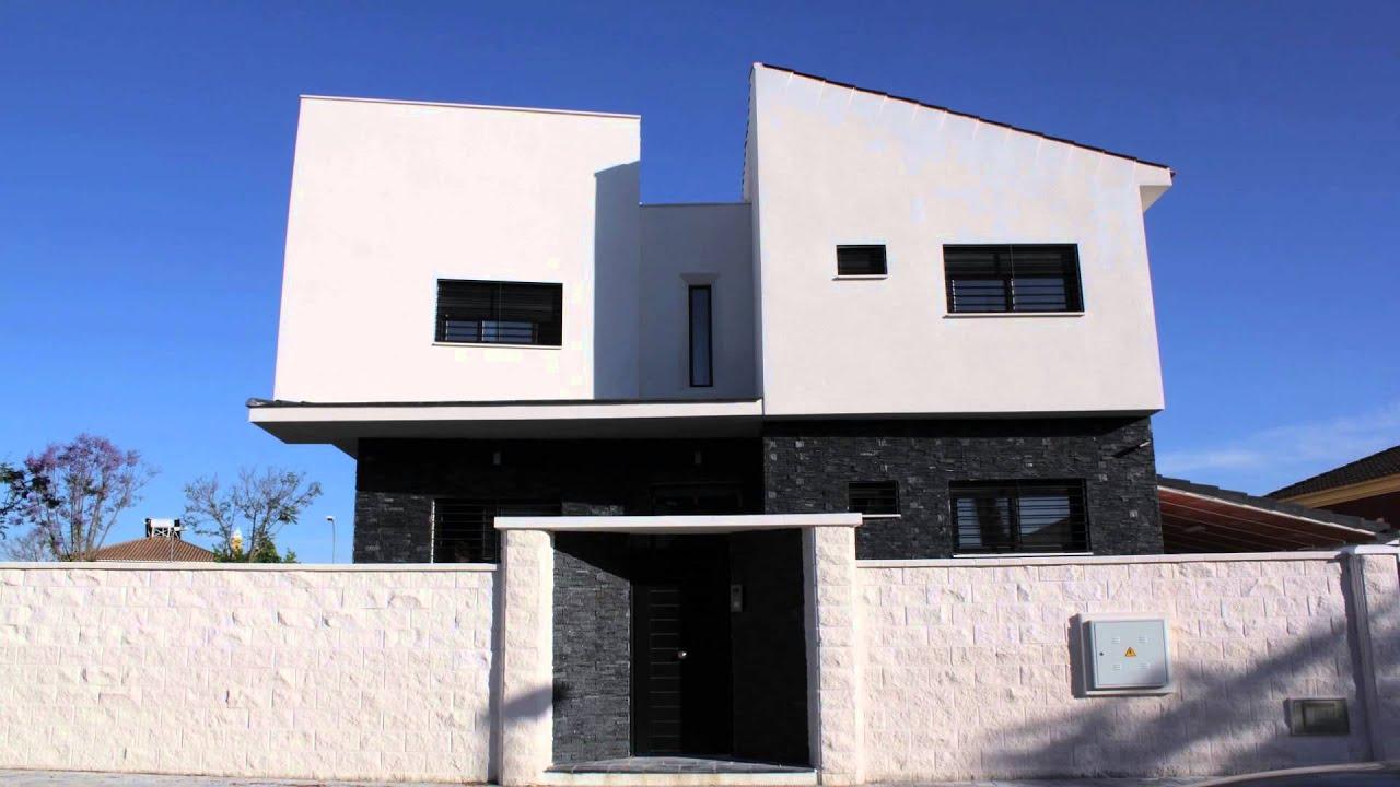 Casa chalet en montequinto sevilla estudio madulob youtube - Casa en montequinto ...