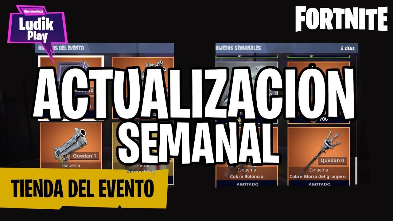 #38 ACTUALIZACIÓN TIENDA SEMANAL: BOLONCIO, ESCARAMUZADOR | FORTNITE SALVAR EL MUNDO | GUÍA ESPAÑOL