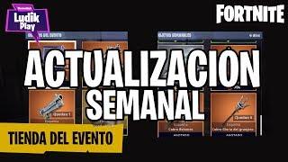 #38 WEEKLY STORE UPDATE: BOLONCIO, ESCARAMUZADOR FORTNITE SAUVE LE MONDE GUIDE ESPAGNOL