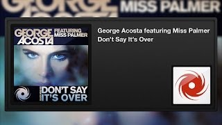 George Acosta featuring Miss Palmer - Don