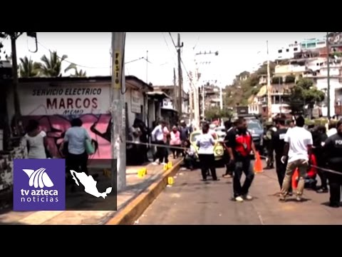 Acapulco: De destino turístico internacional a plaza del crimen organizado