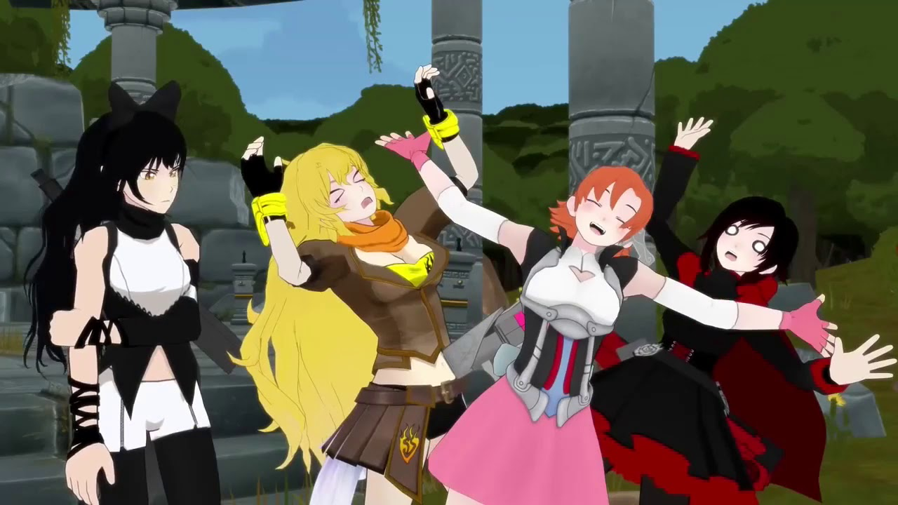 Assassination Classroom Fall Wallpaper Rwby Funny Moments Volume 1 Youtube