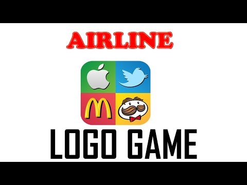 Logo Game Bonus - Airline - All Answers - Walkthrough ( By Taplance INC )
