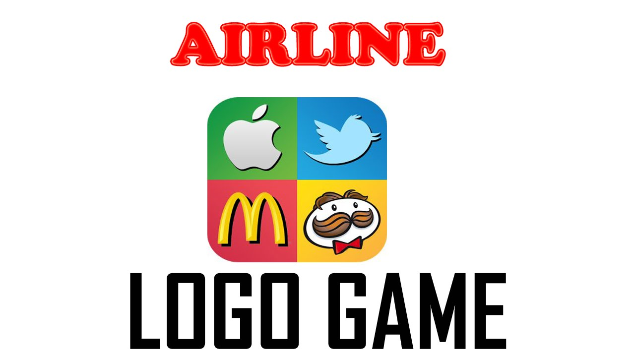 Logo Game Bonus Airline All Answers Walkthrough By Taplance