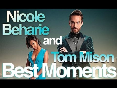 Nicole Beharie and Tom Mison Best Moments