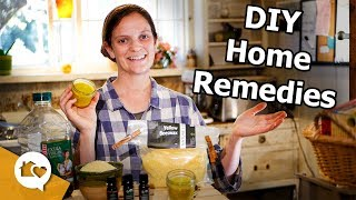 Favorite Fall Home Remedies // DIY Salve & Chest Rub