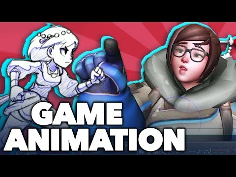 Learn More About Game Animation - New Frame Plus
