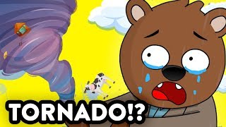 What If You Were Sucked Into A Tornado?