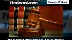 Divorce Lawyer New Port Richey FL -- Law Office Timothy Doud