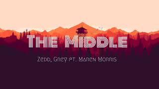 Zedd, Grey - The Middle (Sped Up) ft. Maren Morris