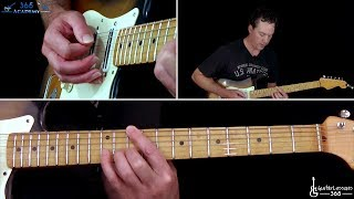 Scar Tissue Guitar Lesson (Full Song) - Red Hot Chili Peppers