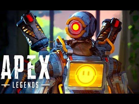 APEX LEGENDS: Il nuovo Battle Royale  Morgan Reale