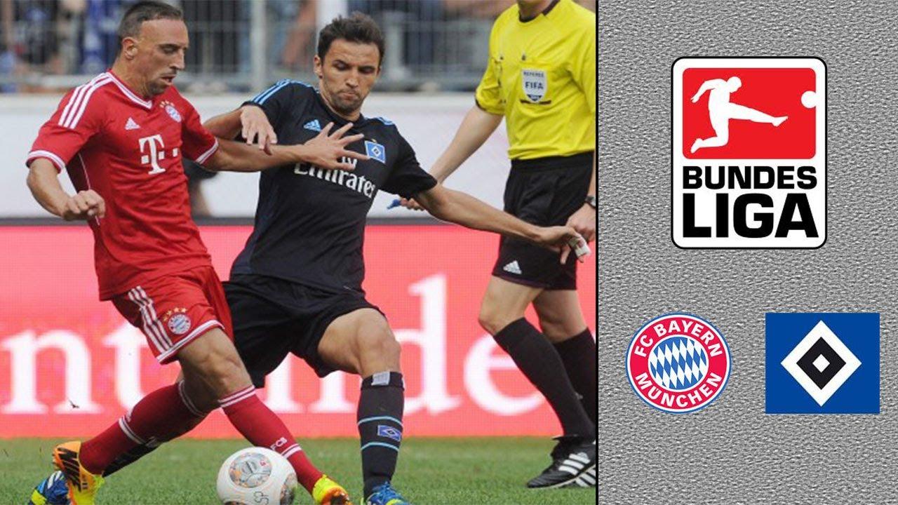 Fc Bayern München Hamburger Sv