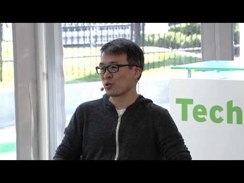 Fitbit Founder James Park | CES 2015 - YouTube