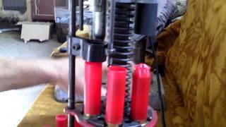 Пресс для зарядки  патронов MEC GRABER после модернизации