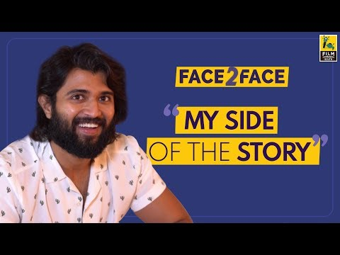 Vijay Deverakonda Interview With Baradwaj Rangan | Face 2 Face