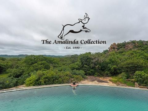 Camp Amalinda, Matobo Hills Zimbabwe