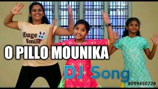 O PILLO MOUNIKA // DJ Folk song // RDS DANCE STUDIO