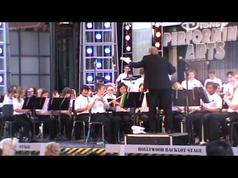 Buchser Middle School Intermediate Band - Magical Marches