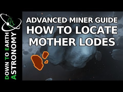 Advanced Miners Guide: How To Locate Mother Lodes | Elite: Dangerous.