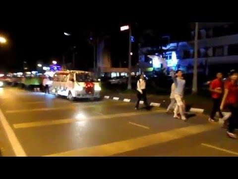 Kuching Christmas Parade 2015