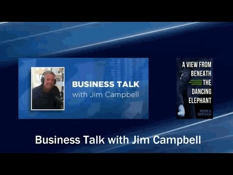 Interview on BizTalk with Jim Campbell from the campus of Yale University