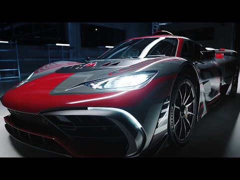 2022 Mercedes-AMG Project ONE – The hypercar with Formula 1 hybrid technology and power