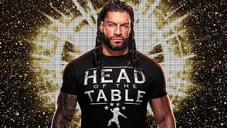 WWE Roman Reigns Theme Song The Truth Reigns (High Pitched)