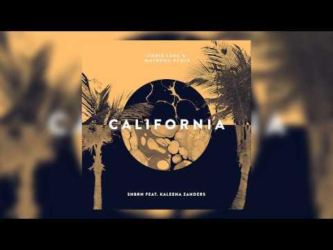 SNBRN feat. Kaleena Zanders - California (Chris Lake & Matroda Remix) [Cover Art]