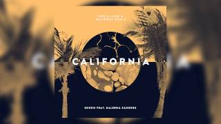 SNBRN feat. Kaleena Zanders - California (Chris Lake & Matroda Remix) [Cover Art]