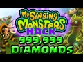 My Singing Monsters  NEW Hack 999.999 DIAMONDS ! [ WITH PROOF ] (NO DOWNLOAD)