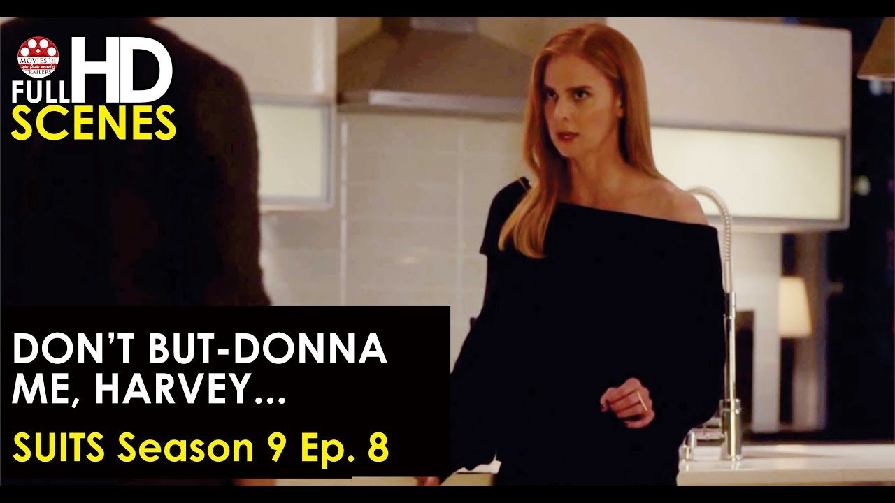 Download Suits Season 9 Ep. 8: Don't but-Donna me Full HD