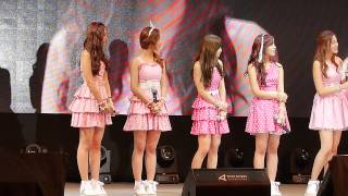 Apink - Talk part 2 (Korea Festival 2013 Vizit Korea) (25 Oct 2013)
