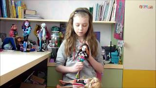 Видео в защиту Monster High