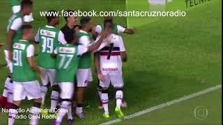 7.3.18 - Sport 1x1 Santa Cruz - Narração de Alexandre Costa