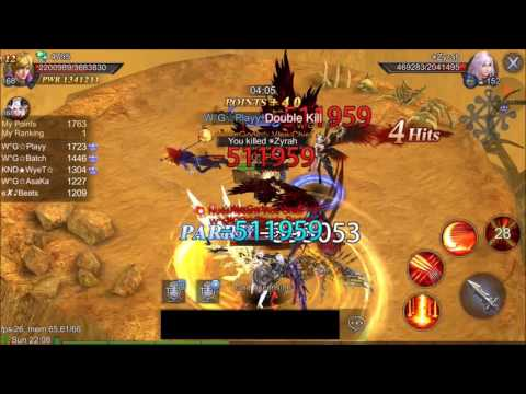 Goddess: Primal Chaos Apex Battle 04 12 2016 sea28 [HD]