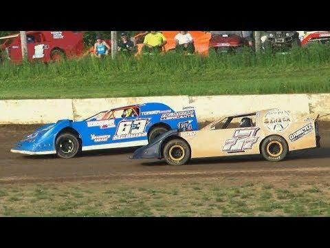 Street Stock Heat Two | Eriez Speedway | 6-9-19